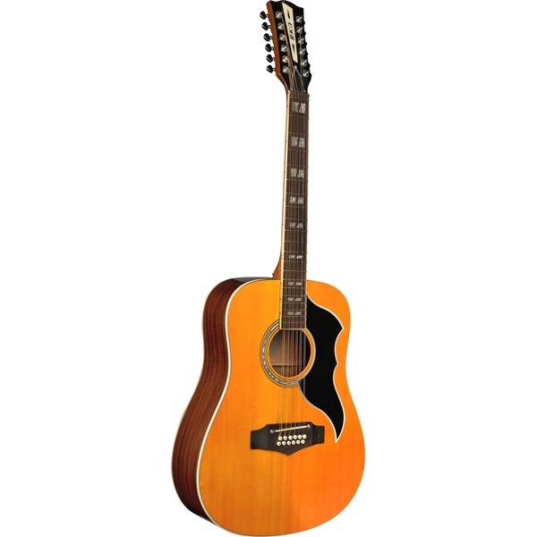 Eko Guitars 06217119 RANGER Series Vintage Reissue Dreadnought 12-string Acoustic Guitar