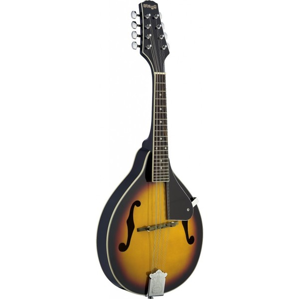 Stagg Multicolored Basewood Bluegrass Mandolin