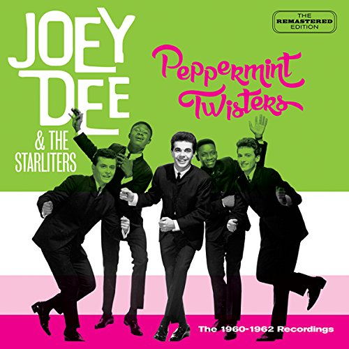JOEY 6 THE STARLITERS DEE - PEPPERMINT TWISTERS