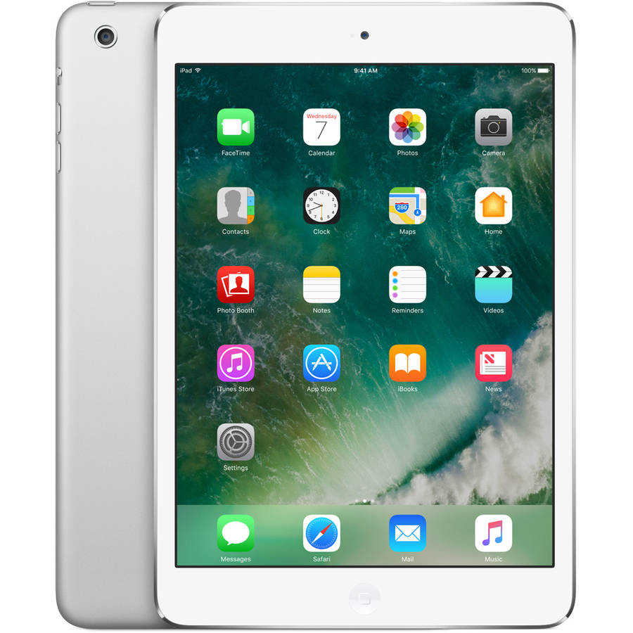 Apple iPad mini 2 32GB Silver Wi-Fi Refurbished
