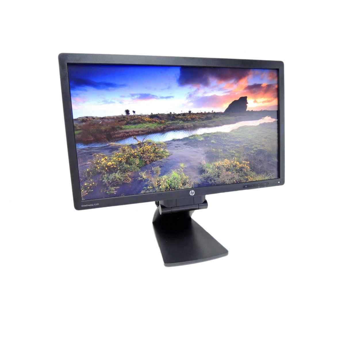 Refurbished Grade A HP EliteDisplay E231 23' 1080p LED Monitor - VGA & DVI & DisplayPort