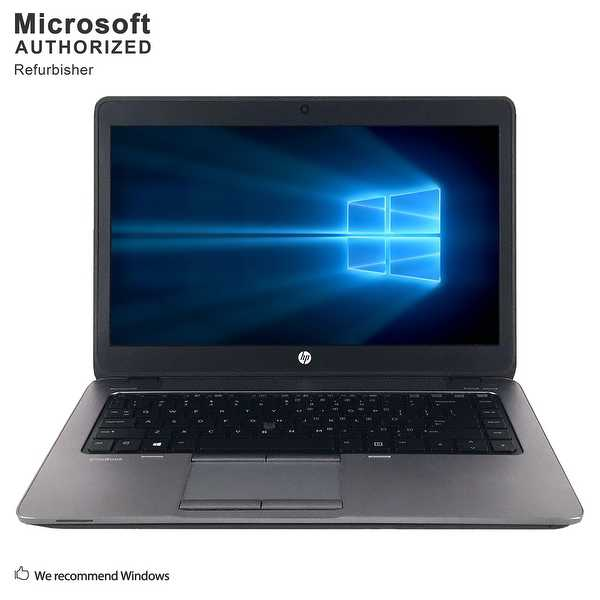 HP ProBook 840G1 14', Intel Core i5 4200U 1.60GHz, 8GB RAM, 360GB SSD, WIN10P64(EN/ES)