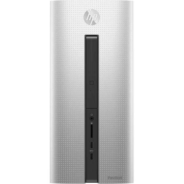 Refurbished - HP Pavilion 550-227C Desktop AMD A10-8850 3.9GHz 12GB 2TB Windows 10